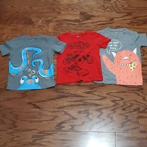 Carters T-Shirt bundle